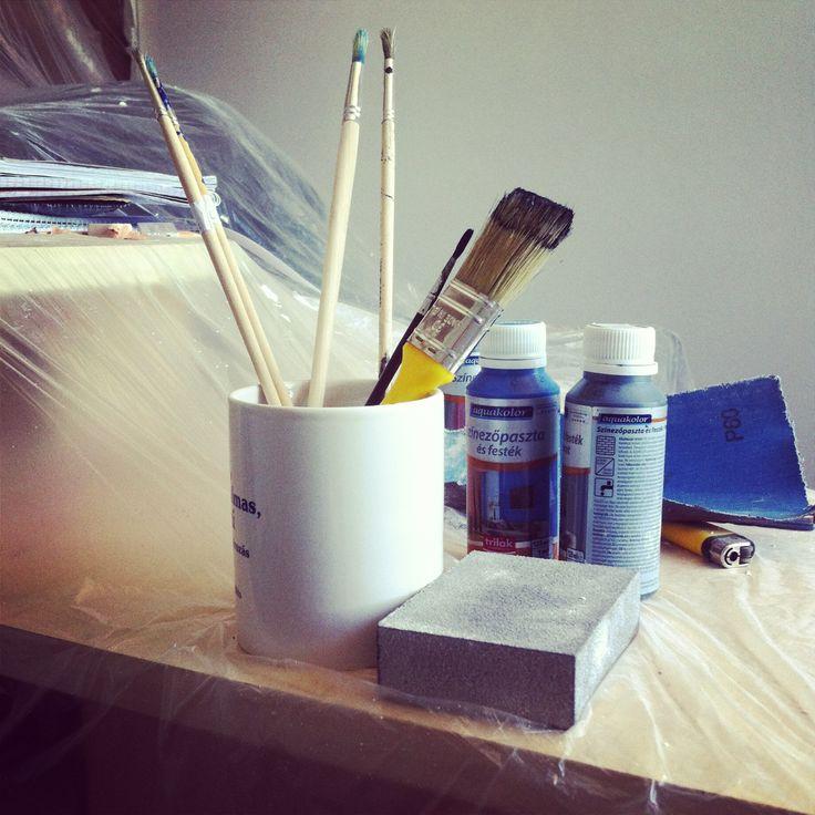 Paintin'