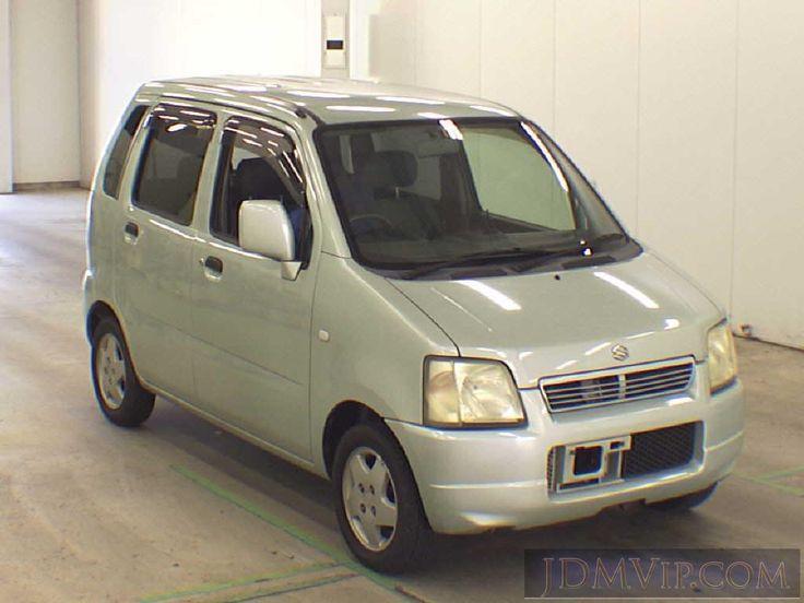 2000 SUZUKI WAGON R FM MC21S - http://jdmvip.com/jdmcars/2000_SUZUKI_WAGON_R_FM_MC21S-30alQCWm9CzYBvh-83078