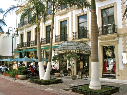The Gran Hotel - Merida - Caribbean Fantasy