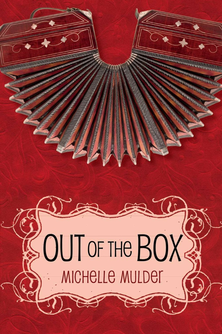 """""""Out of the Box"""" is a young adult novel by Michelle Mulder inspired by real experiences and relationships. Read Michelle's blog post to find out why she's riding."""