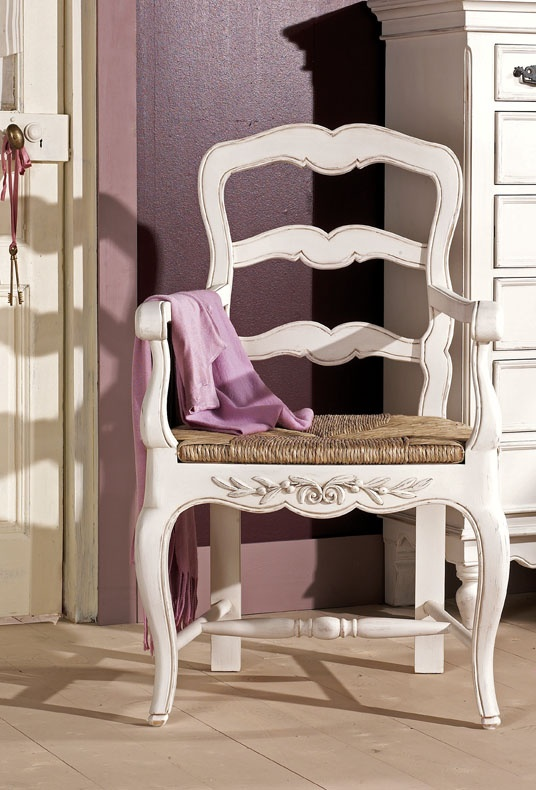 Fauteuil - Collection Acanthe - Copyright Interior's France