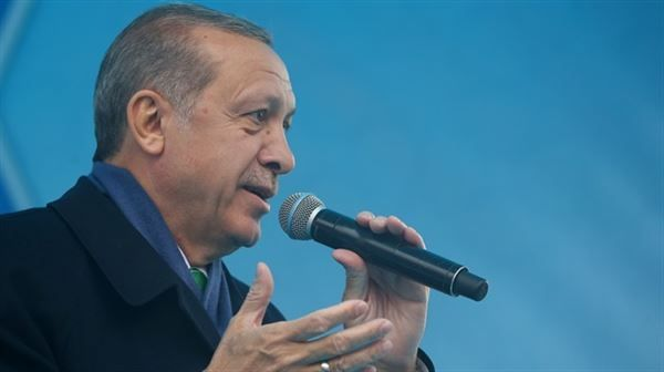 'Yes' win would send strong message to West: Erdoğan  Turkish president says Sunday's referendum vote is also international