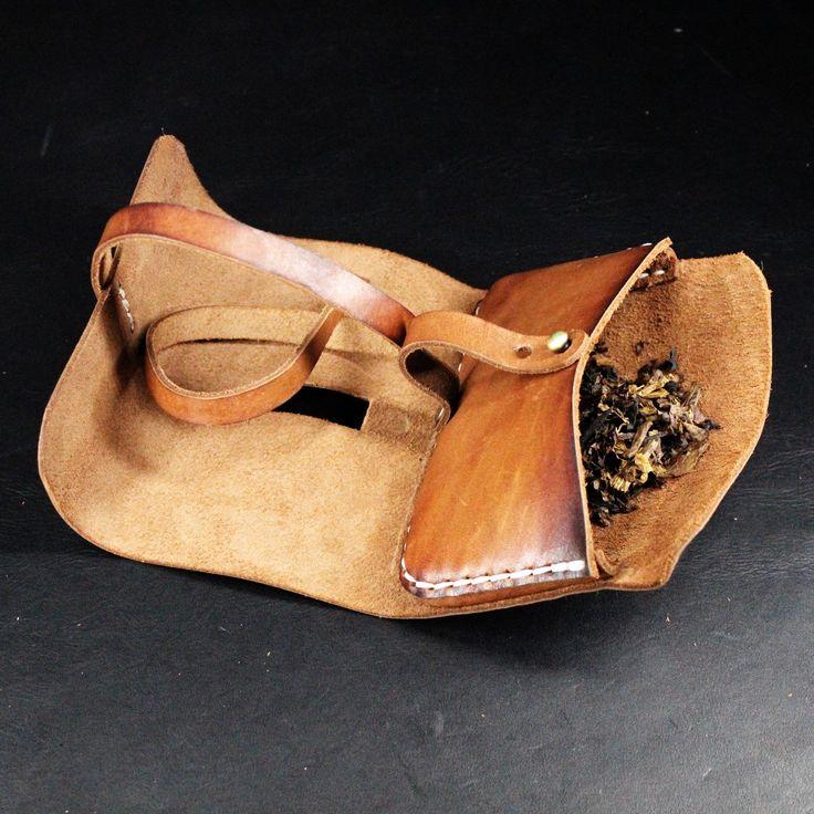 Tobacco and poch holder