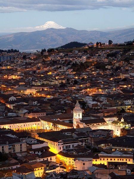Quito - Ecuador, Patrimonio Cultural de la Humanidad.