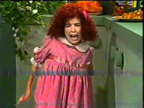 Little Girl THATS RUDE Comedy Company