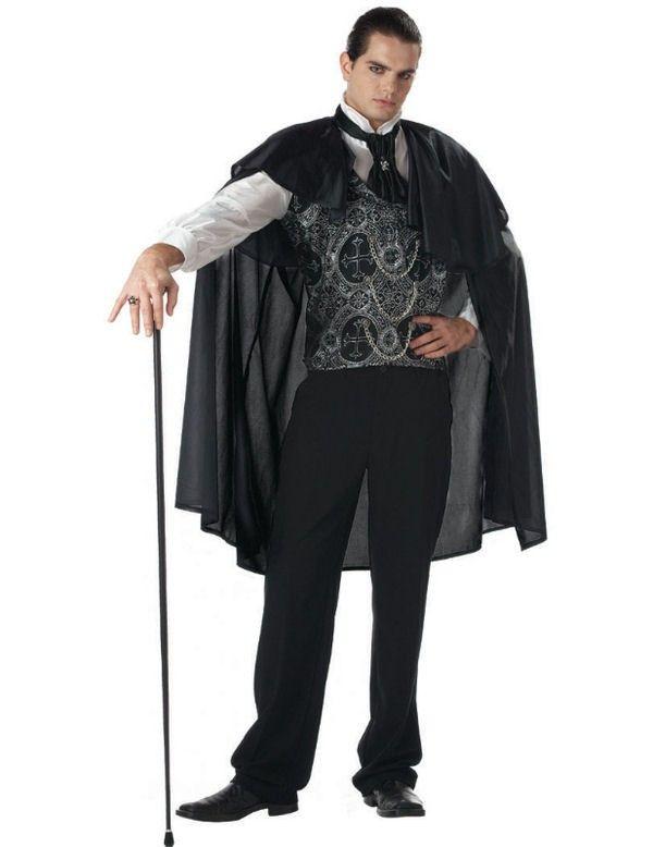 24651 Victorian Vampier kostuum