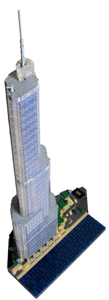 Trump International Hotel Tower Chicago