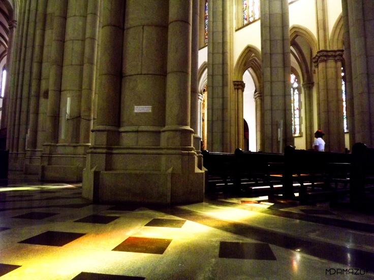 Catedral da Sé...  Look the beautiful light!