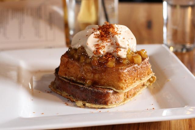 """Brunch at Longman & Eagle"" from @Esi: Spring Flavored, John Menu, Menu Ideas, Breakfast Food"
