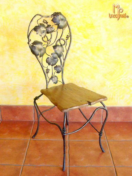 Kovaný nábytok na mieru - jedálenské zostavy, konferenčné stolíky, postele | Umelecké kováčstvo Ukovmi s.r.o.