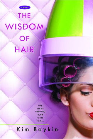"""The Wisdom of Hair by Kim Boykin (2013) A debut full of Southern charm and a strong female cast. A good read-a-like for fans of Dorothea Benton Frank and Karen White. Don't miss her next book, """"Palmetto Moon,"""" arriving at LPL soon!"""