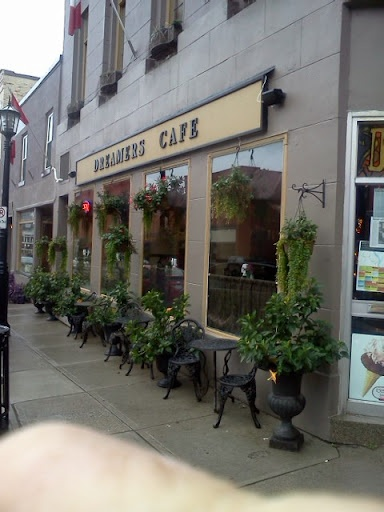 Loved lunch at this cafe in Port Hope, Ontario.