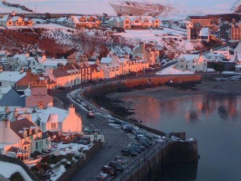 Portpatrick, Dumfries and Galloway: Taken from the Portpatrick Hotel on 3 March, 2006. Picture: David Walker