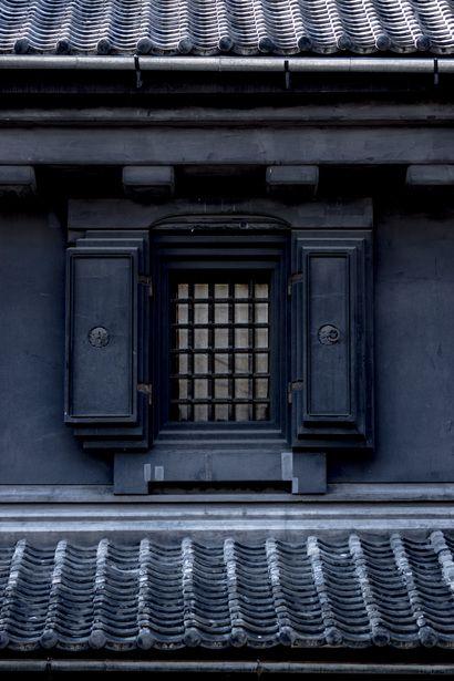 江戸黒漆喰 | 街並み・建物 > 街並みの写真 | GANREF