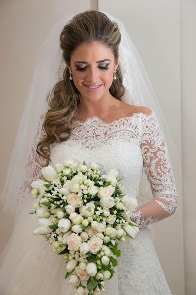 wedding dress Junior Santaella