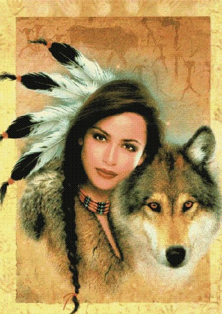 Cherokee Indian Women | Cherokee Wolf Home Page