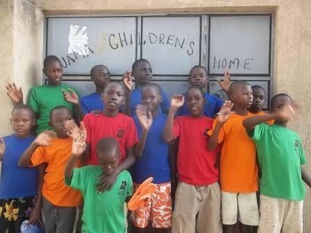 Wama Childrens aid uk