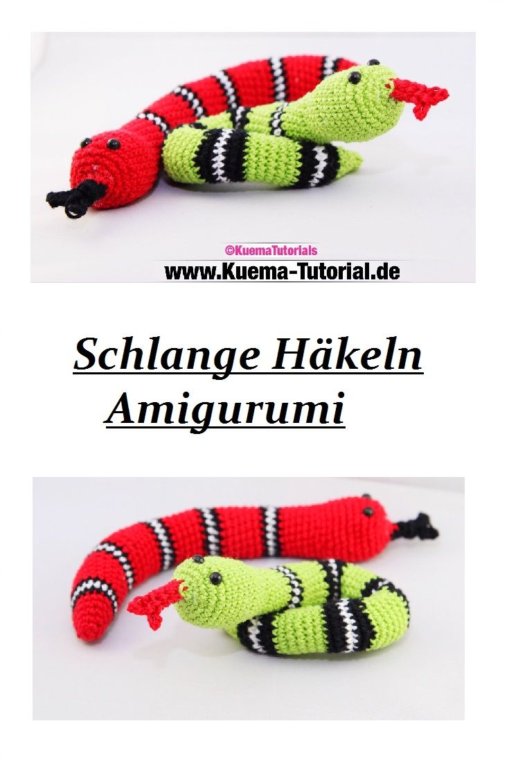 28 best Kostenlose Häkelanleitungen Küma Tutorials images on ...
