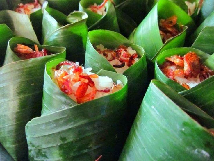 Resep Nasi Uduk Kebon Kacang Betawi Gurih http://dapursaja.blogspot.com/2015/04/resep-nasi-uduk-kebon-kacang-betawi.html