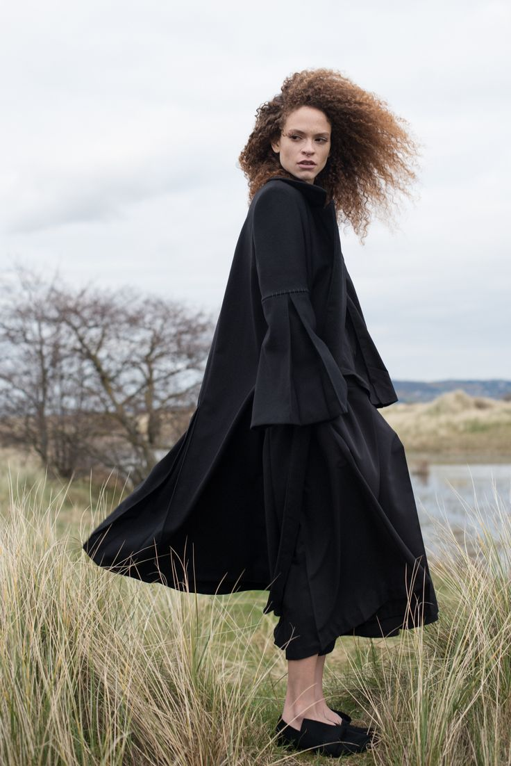Cashmere blend winter coat  #cashmere #wintercoat #fashion #lookbook