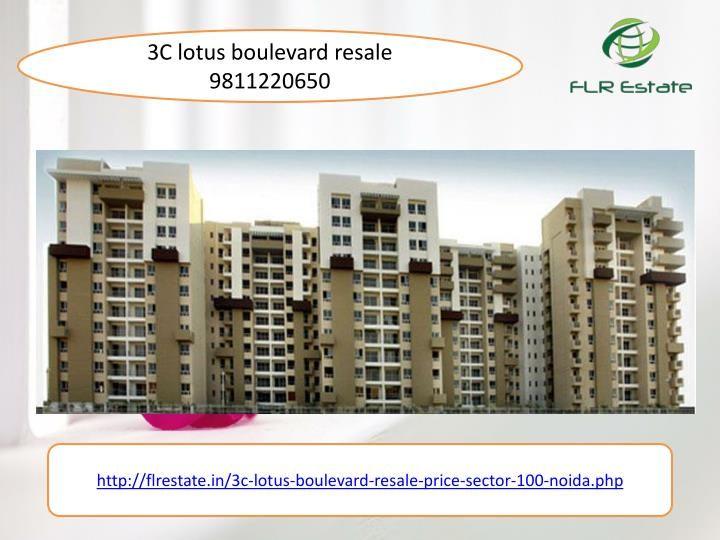 call 9811220650 for resale flats in 3c lotus boulevard, 3c lotus boulevard phase 1/2/3/4 , ready to move flats in 3c lotus boulevard, ready to move flats noida expressway