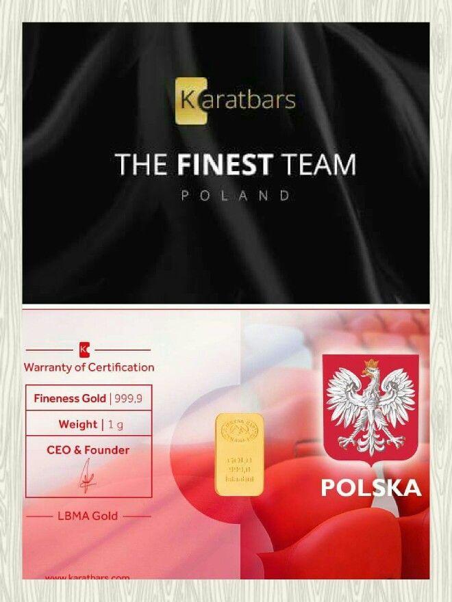 Karatbars Poland