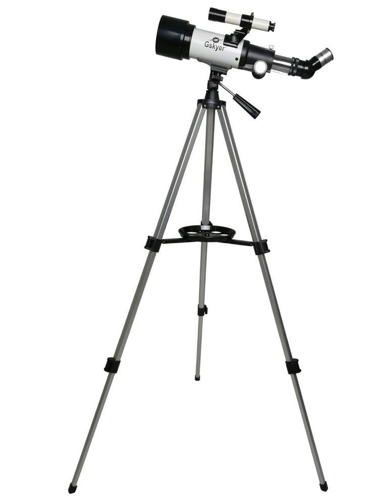 Gskyer Рефрактор 70 мм Apeture 400 мм Az Гора Телескоп купить