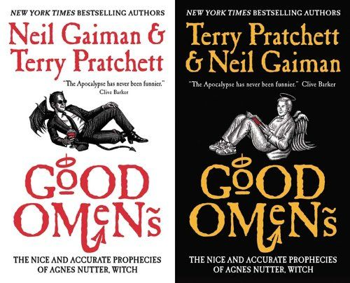 Good Omens: The Nice and Accurate Prophecies of Agnes Nutter, Witch by [Gaiman, Neil, Pratchett, Terry]