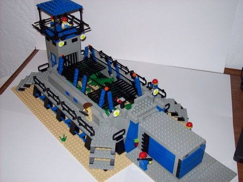 how to build a lego velociraptor