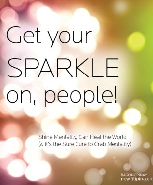 Quotes About Glitter And Sparkles   newfilipina.com   bagongpinay   Weaving enlightened perspectives w ...