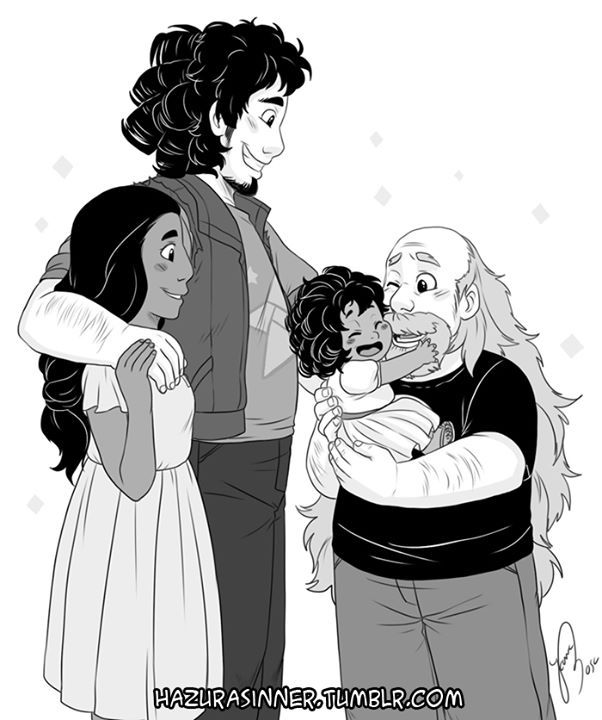 Connie S Corner: (4/4) Steven Universe And Connie's Baby