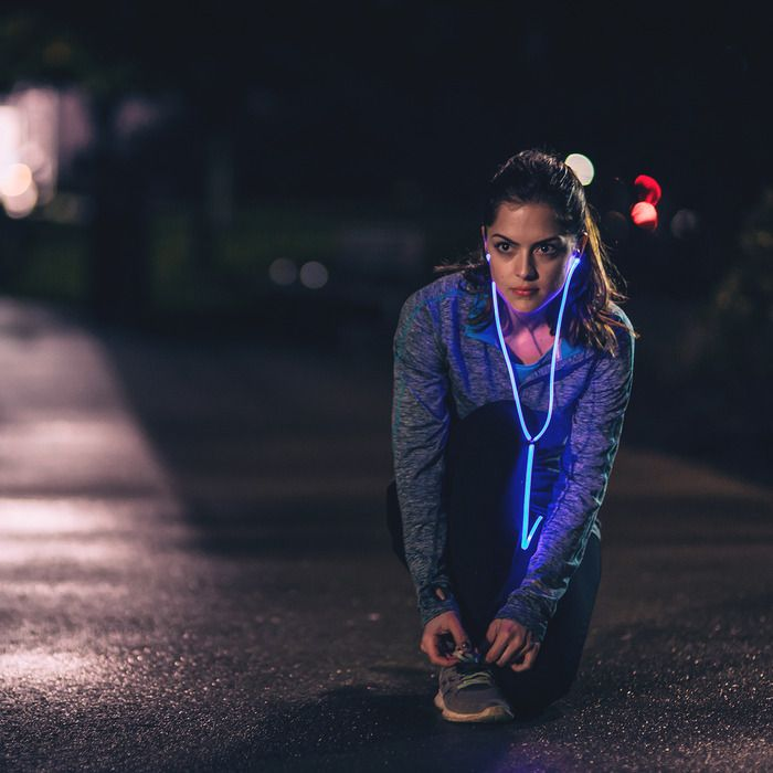 Glow Headphones With Laser Lights Pulse To Music!  #glow #headphones #kickstarter #music #rave