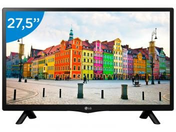 "Monitor TV LED 27,5"" LG 28LF710B 1 HDMI 1 USB - Função Torcida"