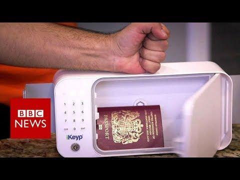 #Breakingnews#Todaynews#NewsHeadlines#TrendingNews CES 2018: Smart Safe proves Easy to Crack Open - BBC News
