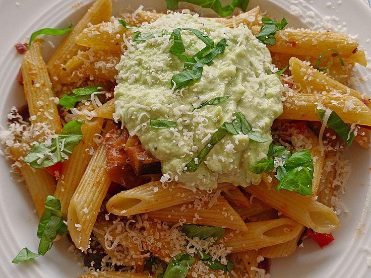 Pasta Avocado - Paprika, ein tolles Rezept aus der Kategorie Pasta. Bewertungen: 108. Durchschnitt: Ø 4,4.