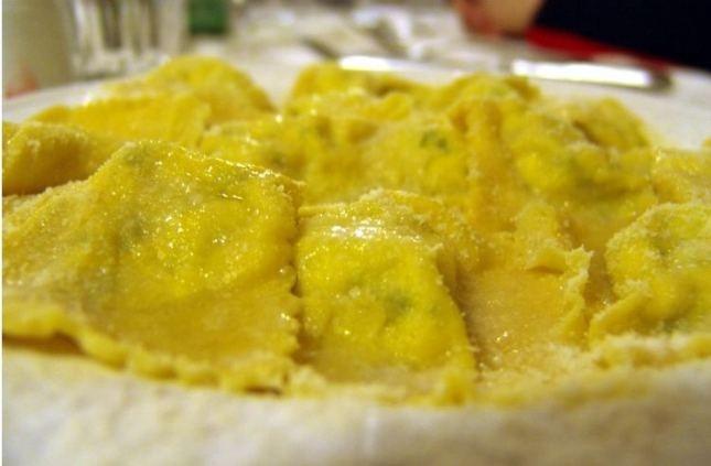 Tortelli Verdi - Parma