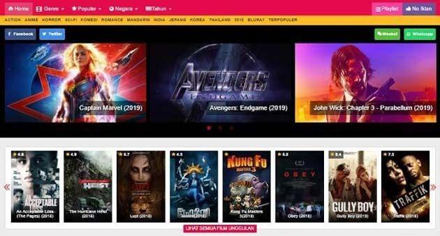 Dunia21 Link Resmi Nonton Film Online D21tv Terbaru Pingkoweb Com Film Fiksi Ilmiah Dokumenter