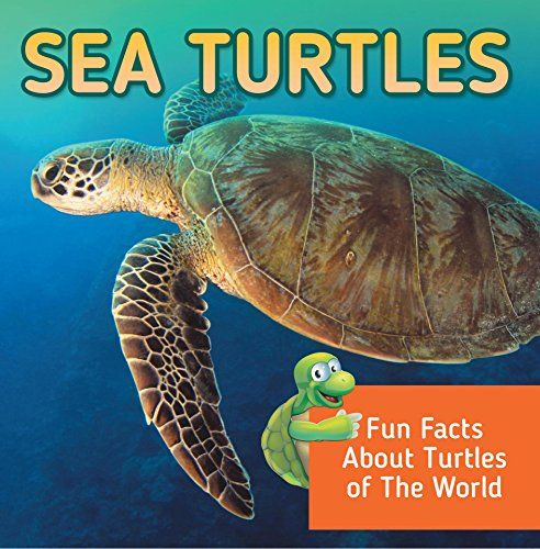 Sea Turtles: Fun Facts About Turtles of The World: Marine Life and Oceanography for Kids (Children's Oceanography Books) by Baby Professor http://www.amazon.com/dp/B01A2YJ0V8/ref=cm_sw_r_pi_dp_9VRSwb123HM41