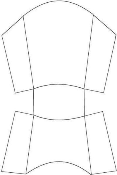 free fry box template made from your fave printabl…