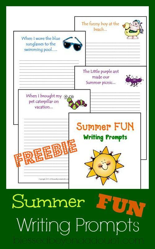 17 besten Summer writing notebook Bilder auf Pinterest ...