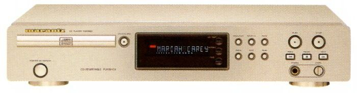 Marantz CD5000 (March 2000)
