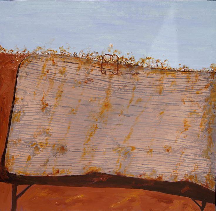 John Olsen represented artist at Olsen Irwin ~ Biography and artworks online