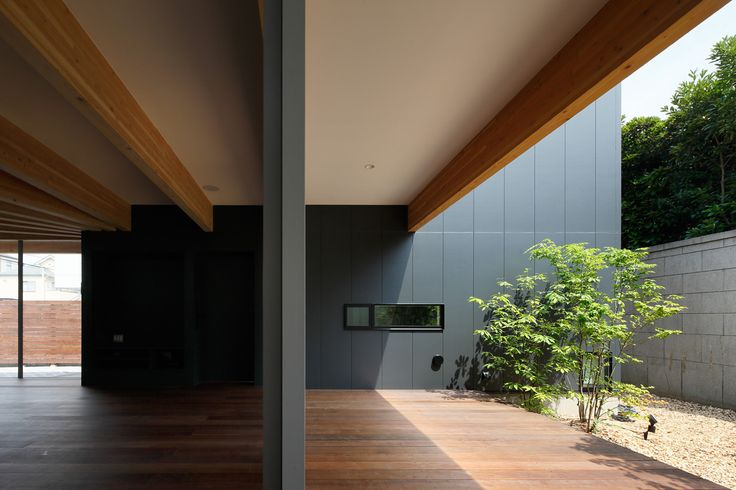 Lean-to House | WORKS | 木下昌大建築設計事務所 / KINO architects