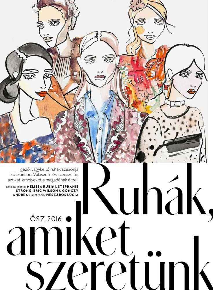 Editorial  #Hungarian #InStyleMagazine