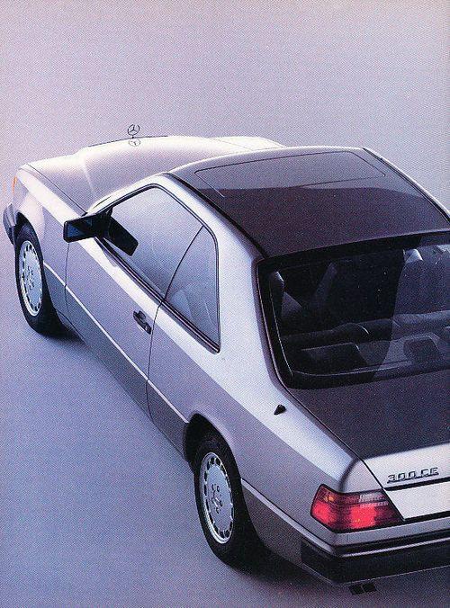1988 Mercedes-Benz 300CE W 124
