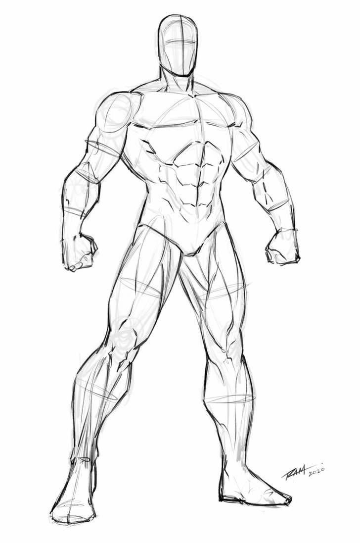 Superhero Pose - Tough Guy! by robertmarzullo on ...