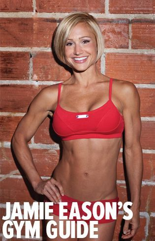Do You Feel Trepidation About Training? Jamie Eason's Gym Guide Will Alleviate  Fears And Instill Confidence! Bodybuilding.com
