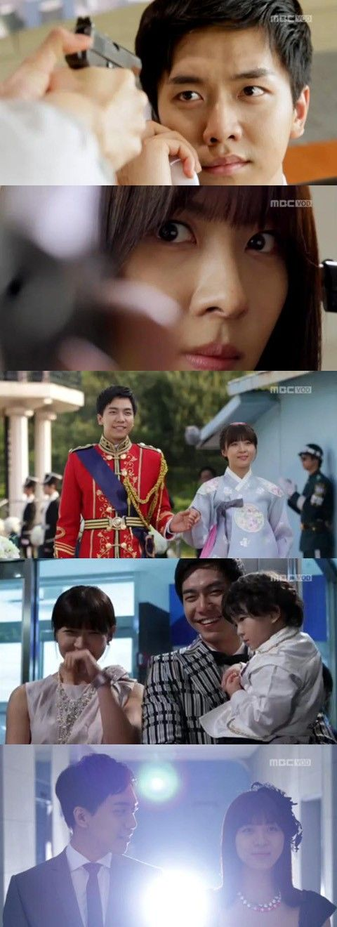 'The King 2 Hearts' Ha Ji Won & Lee Seung Gi - Final episode!