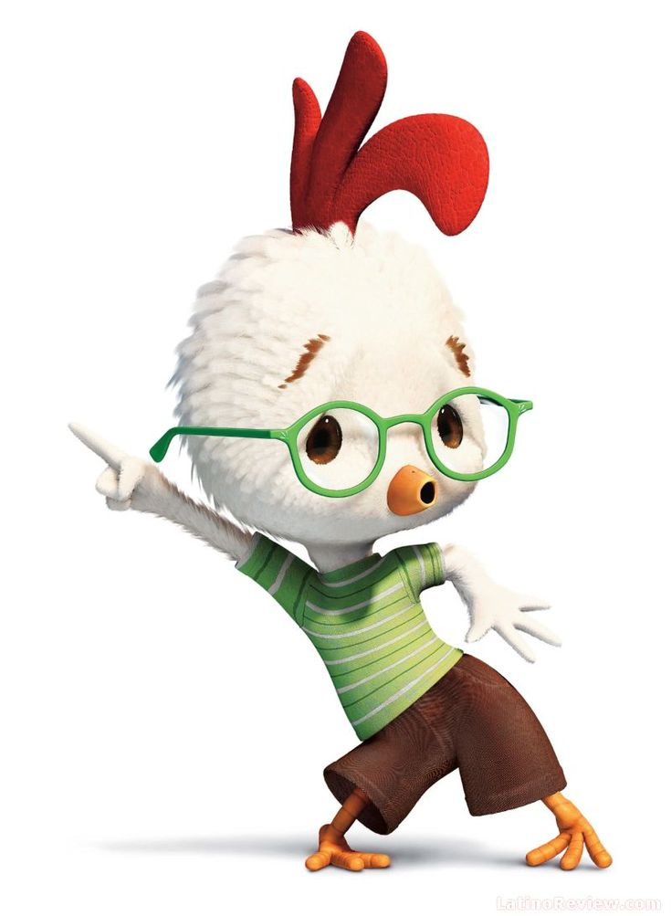 love the funny little chicken