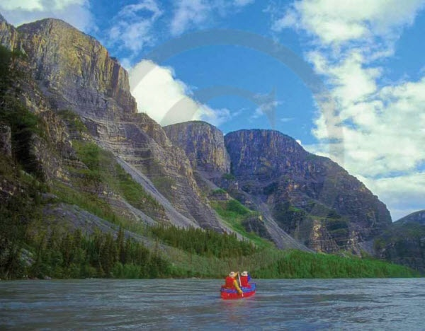 Nahanni National Park, Northwest Territories - June 2014 Scenes of Canada Promotional Calendars
